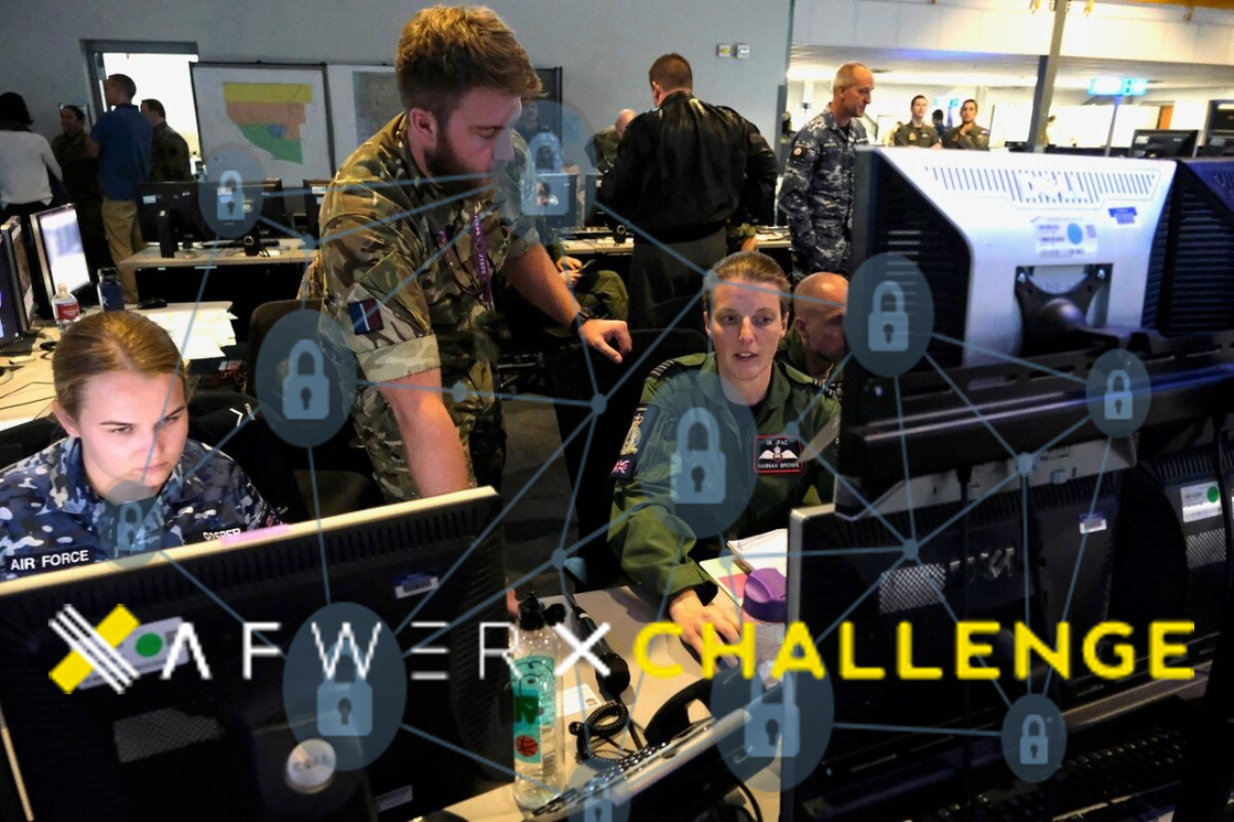 ChromaWay Participates as a Finalist in the AFWERX/JADC2 Challenge