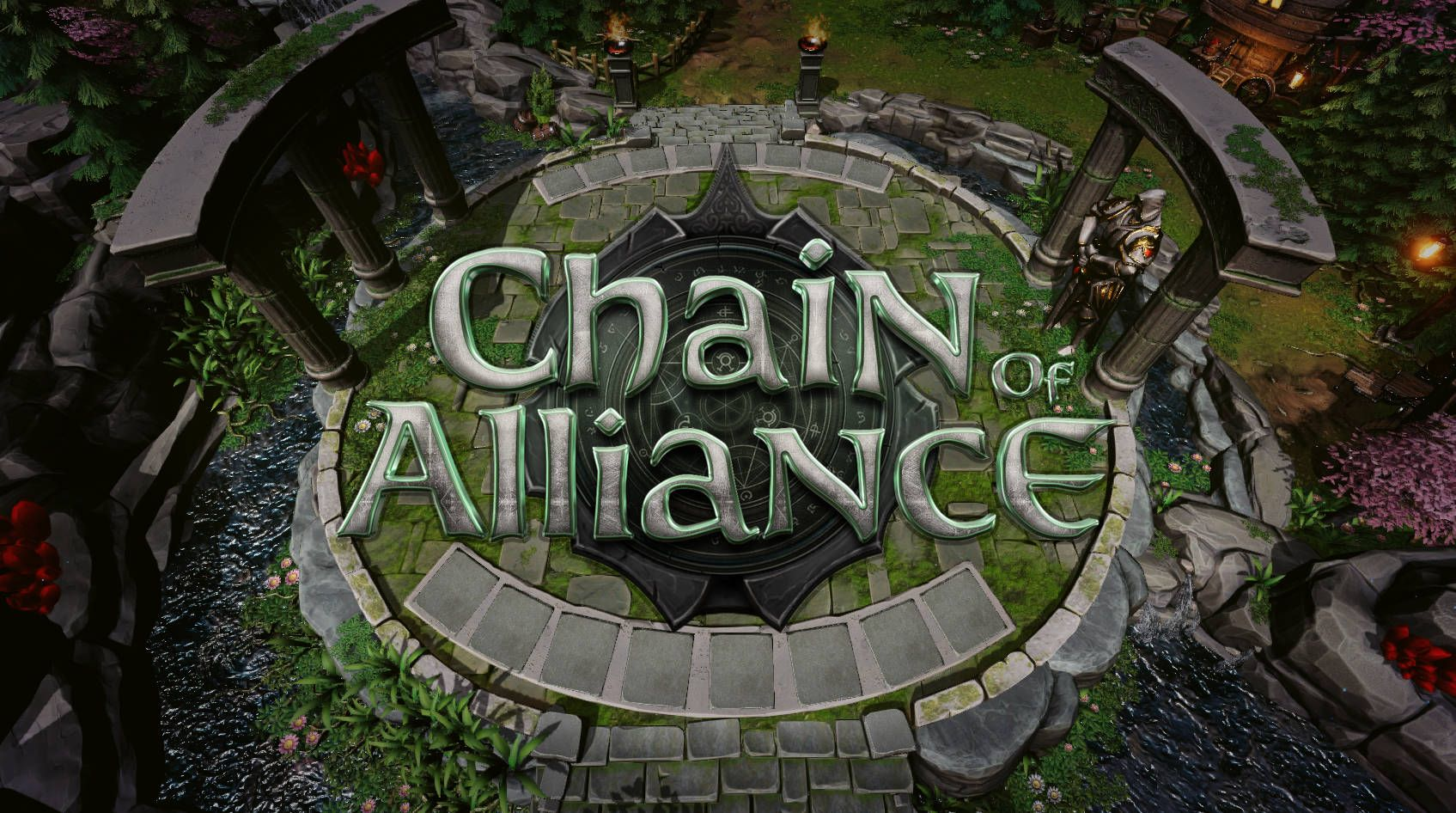 An interview with Chromia Community Pioneers Dennis Kirsch and Simon Sorgenfrei, creators of Chain of Alliance
