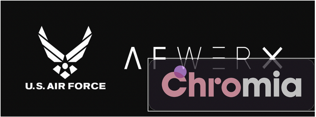 Chromia to Continue Collaboration with US Air Force Innovation with AFWERX Program in 2021