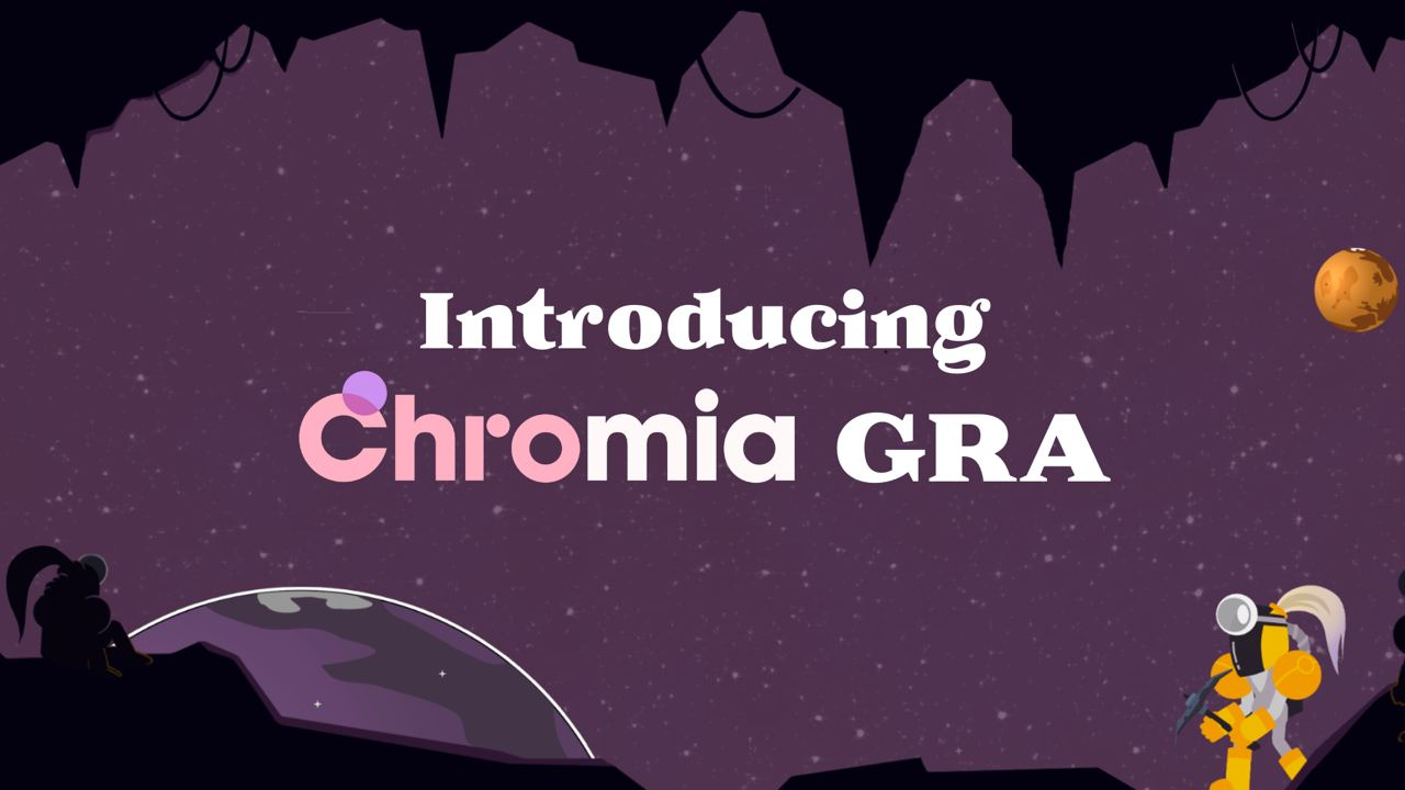 Chromia GRA - An Innovative Tool for Interoperability Across Games