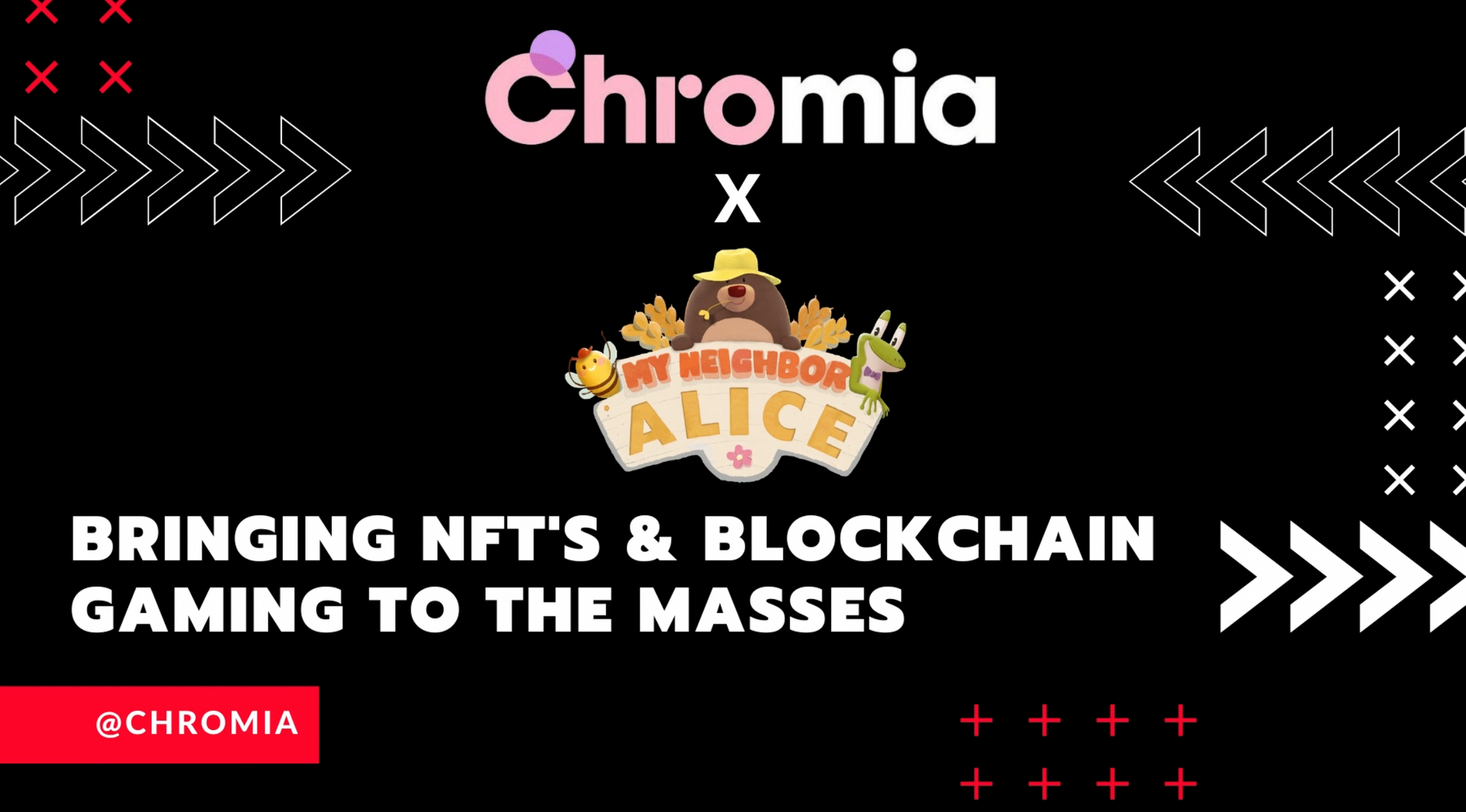 Chromia의 Relational Blockchain이 My Neighbor Alice (MNA) 에게 강력한 NFT 기능을 부여하다