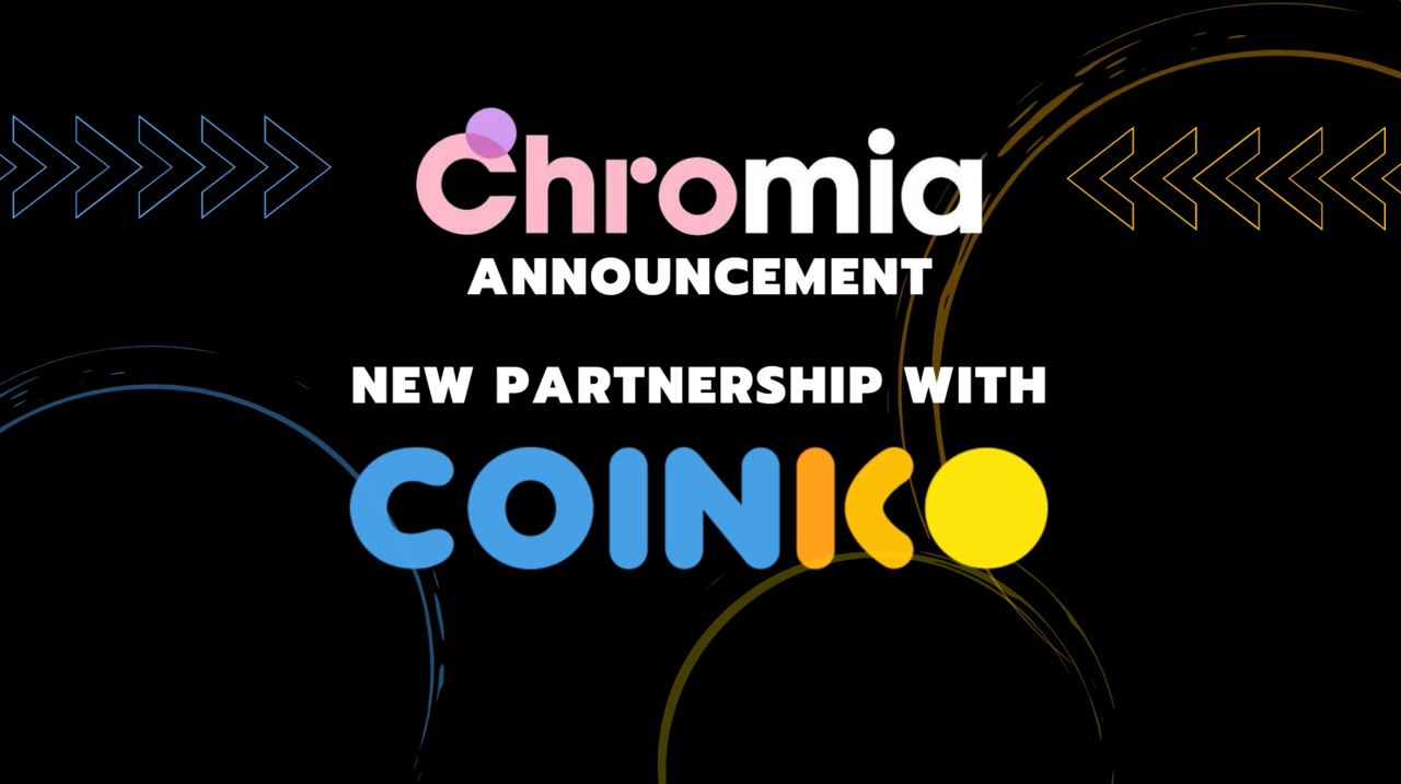 Chromia Partners with COINKO to Expand Efforts in South Korea