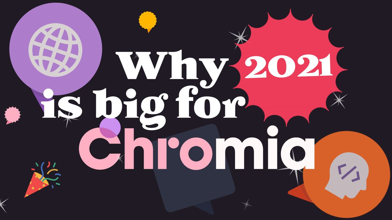 10 Reasons to Watch Chromia in 2021
