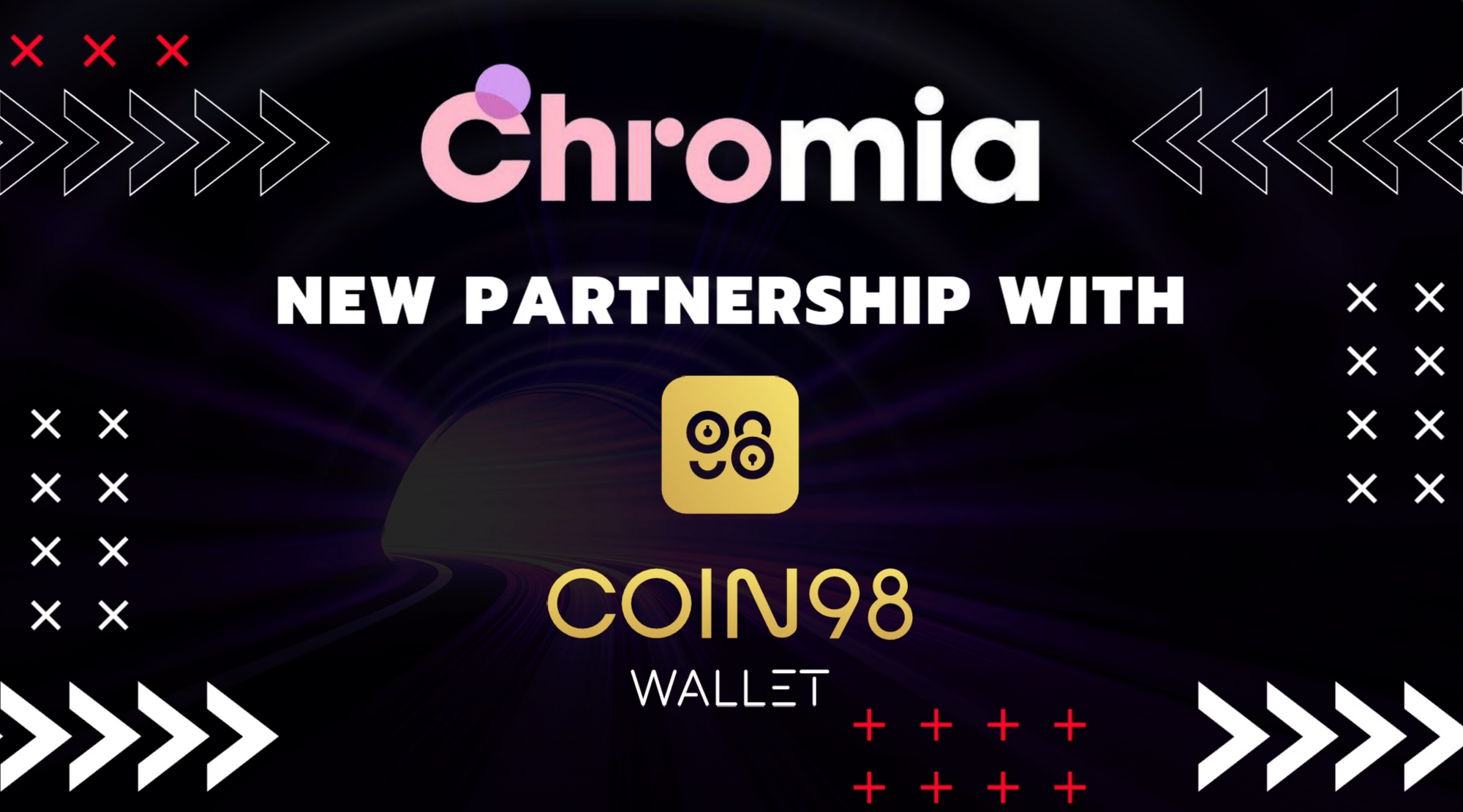 Chromia partners with Coin98 Wallet to Accelerate Defi, Development, and Adoption