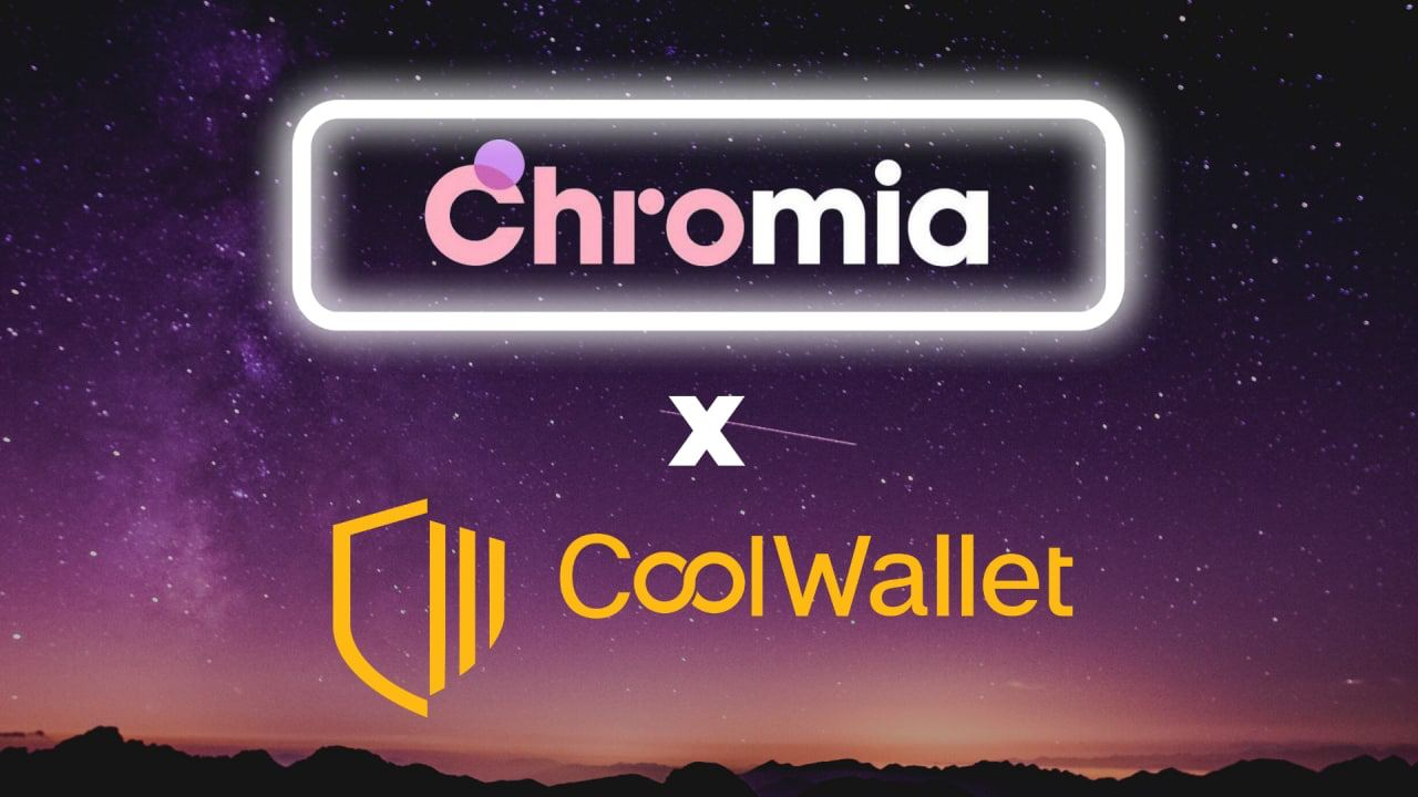 CoolWallet Adds Support for Chromia's CHR Token