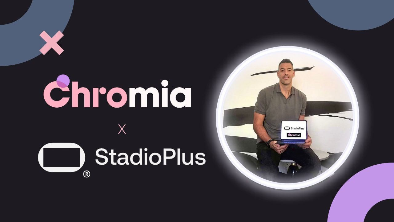 Chromia Partners with Sport-Focused NFT Platform StadioPlus Co-Founded by Luis Scola